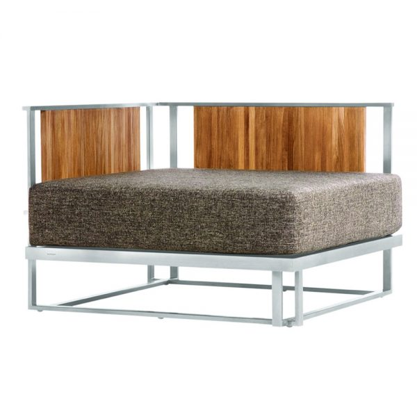 Jane Hamley Wells ABSORPTION_AS5055_A modern indoor outdoor lounge corner sofa sectional teak stainless steel frame seat cushion back pillows
