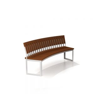 Jane Hamley Wells ARA_DSC1012004_A commercial urban park curved bench with backrest hardwood seat steel frame.jpg