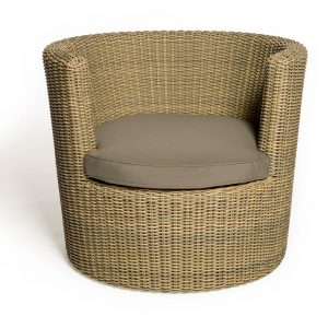 Jane Hamley Wells BASKETCASE_DJBBS01_A indoor outdoor lounge armchair all-weather wicker rattan upholstered cushion