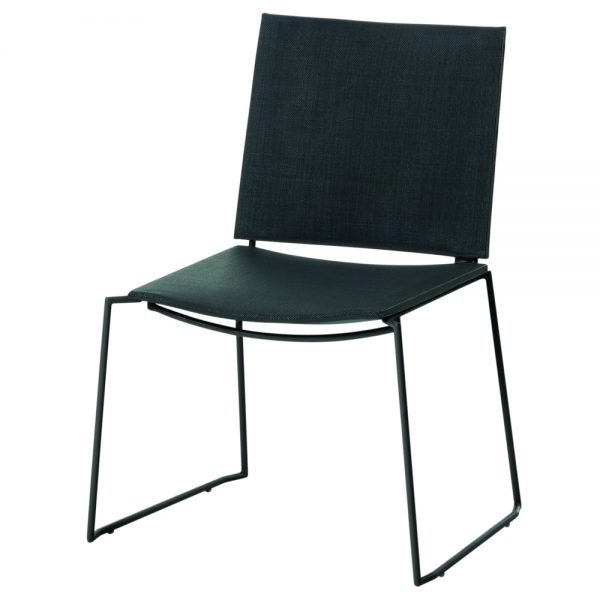 Jane Hamley Wells BB_BB9104-PDC_A contemporary outdoor stacking restaurant chair mesh powder-coated stainless steel