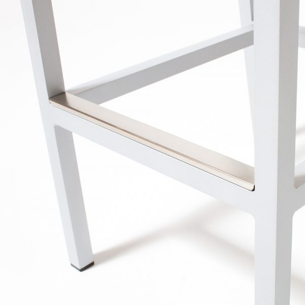 Jane Hamley Wells ELLA_150330_D outdoor restaurant bar stool teak seat and back powder-coated frame