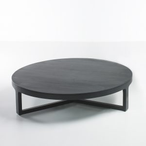 Jane Hamley Wells EMA_10-095 modern large round coffee table wood