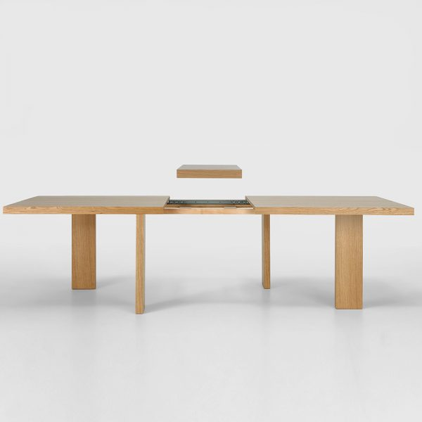 Jane Hamley Wells FREE_43-111_B modern extendable rectangle dining table wood