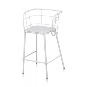 Jane Hamley Wells JULENE_JUJSG_A modern indoor outdoor restaurant bar stool powder-coated steel