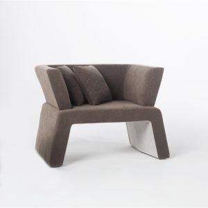 Jane Hamley Wells URBAN_001-129_A modern upholstered lounge arm chair