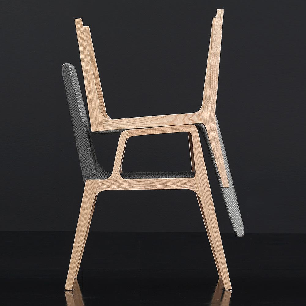 Jane Hamley Wells VIK_1 209_2 207 Modern Chairs Wood And Upholstry Group_1